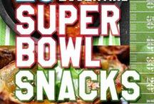 SUPER BOWL TOUCHDOWN COOKINMAMA Football Food /  Super Bowl Recipes Tailgating Recipes  Football Parties