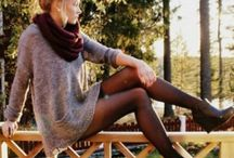 Fall/Winter Fashion / ..The looks you need for the chillier weather / by Katie Gates