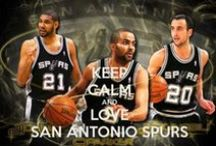 all for the san antonio spurs / by Gloria Thompson