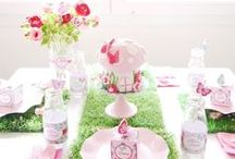 Party ideas for little girls...