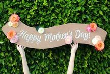 Editors Pick: Mother's Day Gift Guide / Cute Mother's Day gifts curated by our editor Kristie Webster / by PONY ANARCHY MAGAZINE