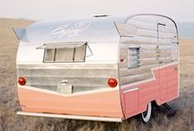 DECOR | Hitch Your Wagon / Airstream dreams...