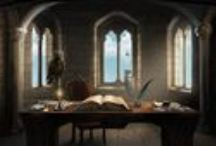 Pottermore / This website's new format leaves no easy way to navigate, so I'm saving stuff here! / by Félise Echavarria-Esposito