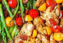 Healthy / Recipes and tips for healthy, clean recipes and fitness.