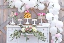 Entertaining / Party on! Entertaining, party planning, wedding and dinner party inspiration.