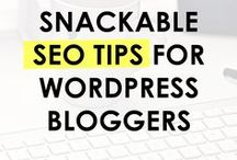 SEO for bloggers.