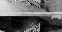 Crazy arc. photo surrealism