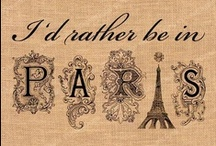 wanna travel to ❤️P A R I S ❤ / by Nḭ̃c̰̃õ̰l̰̃ḛ̃