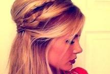 hair / by Nḭ̃c̰̃õ̰l̰̃ḛ̃