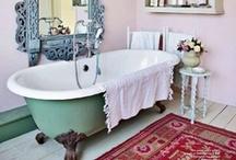 home ~ bathroom / by Nḭ̃c̰̃õ̰l̰̃ḛ̃