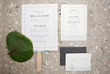Invites & Other Paper Pretties
