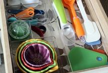 Organization is Key / Inspired Housewife - Organization tips, tricks, and ideas for the bedroom, garage, kitchen, and more.  I seriously need to get organized. / by Inspired Housewife