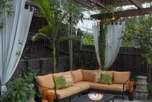 Decks, Patios and Porches / by Esther Ellis