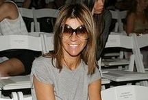 "Carine Roitfeld / ""With French women you first see the woman and then you see the clothes. Imagine countries like Russia or China, even Eastern Europe. They don't have the culture of clothes so they want to show that they can afford to buy a Dolce & Gabbana bag, they want to show labels. In France you cannot see what labels we are wearing. It is very snobby."" -- Carine Roitfeld / by Bonnie Friesen"