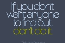 motivation & inspiration / by Brianna Wirtz