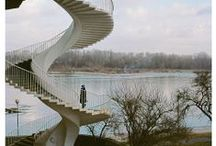 ARCH = Dear Stairs / by F. D.