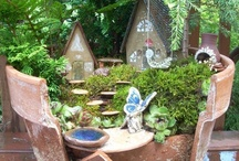 fairy house / by lefa