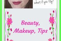 Beauty / My favourite beauty hints, tips, tricks and things I love the look of in general