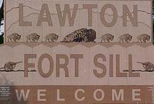 Lawton, OK / by Susan Allen