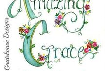 AmaZing GrAcE / How sweet the sound that saved a wretch like me...I once was lost but now I'm found, was blind but now I see.....