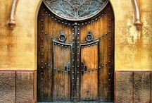 Doors, Gates and Entryways / by Esther Ellis