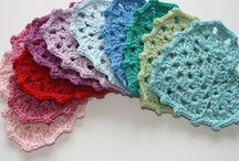 Can now crochet...doin it granny style