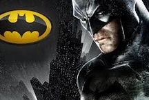 The Dark Knight / I made a promise on the grave of my parents that I would rid this city of the evil that took their lives. By day, I am Bruce Wayne, billionaire philanthropist. At night, criminals, a cowardly and superstitious lot, call me... Batman