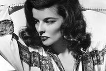 Katharine Hepburn  / by California Closets and American Vintage