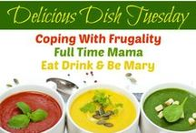 Delicious Dish Tuesday Link Party
