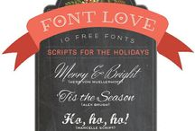 Fabulous Fonts / by Kelly Andrews