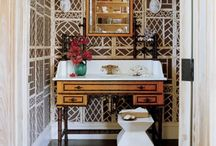 Powder Room Design.