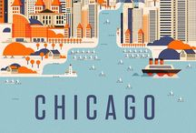 City Love: Chicago / City of Chicago, IL, Wrigley Field, Sears Tower, John Hancock Building, Water Towers, Magnificent Mile, State Street, Italian Beef, Lake Shire Drive, LSD, El Train, Uptown, Brownsville, Hyde Park, Rush Street, Belmont Street, L Train, Little Italy, Chicago Beef, Rogers Park