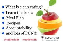 UdderlyFit.com / Inspired Housewife - My other blog still inspired, but all about clean eating, nutrition, fitness, in home workouts, and my own journey.  I am an on-line health and fitness coach, I run private fitness groups, free clean eating - let me be your cheerleader!   / by Inspired Housewife