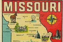 Missouri Moments / by Esther Ellis