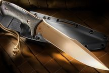 Knives & Kits / by Travis Acevedo