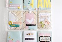 Pocket Letters / by WendyBird Designs
