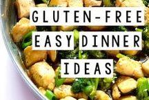 Gluten Free Food and Recipies / Delicious Gluten Free food and recipe ideas