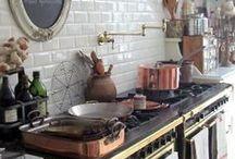 Kitchen  Inspiration / by Bethypoo Rohman