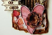 Paper Crafts / Cards, Books, Tag Books, Altered items, and more! / by Lori Mendoza