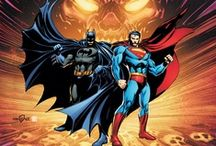 Who were your comic book super heros? / Elseworld's DC Comics, Marvel Comics, Graphic Novels, Comic Books,Trade Paperback, Detective Comics,Golden Age, Silver Age, The Fourth World, The Bronze Age, DC Comics