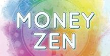 Money Zen / Quotes help you raise your wealth and money mindset to support your path to financial freedom.