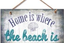 Beachy / Nautical Home Decor