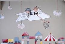 Niños felices en espacios felices / by Maria Gabriela Bermudez