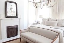 Bedrooms / by Sherry Hart @ Design Indulgence