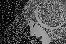Sun Moon Stars / by Casey Jo