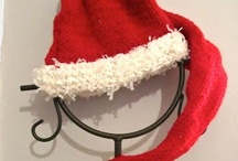 Knitted & Crocheted Hats, Crafts & Toys