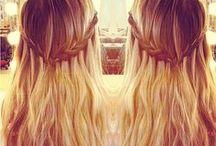 HAIR(: / by Kenzie Malan