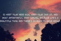 Quotes / by Maddie Nikolai