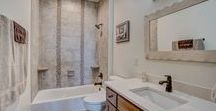 Bathroom Design / Express yourself with these innovative bathroom design ideas.