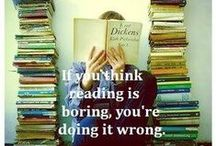 Shh... I'm Reading. / by Katie Price